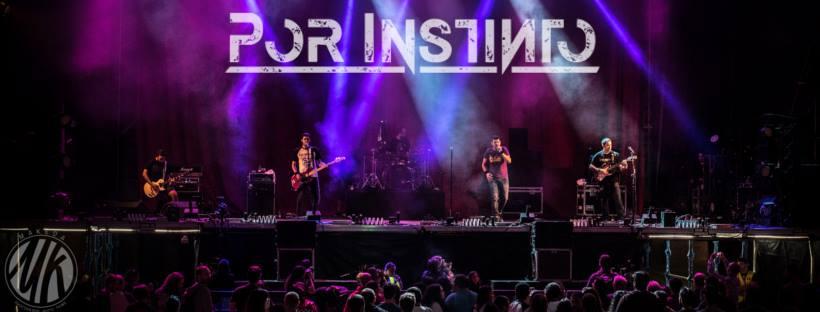 Por Instinto estrenan el videolyric de Hasta La Próxima y anuncian próximos conciertos