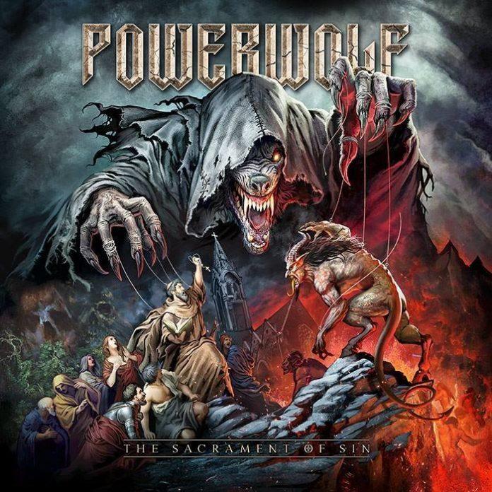 Ya a la venta The Sacrament Of Sin, el nuevo disco de Powerwolf