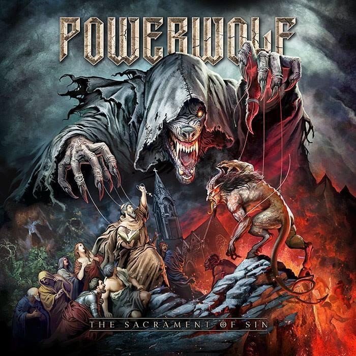 Powerwolf publican el video de The Sacrament Of Sin