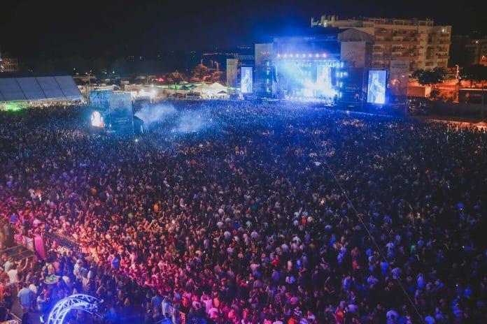 Weekend Beach Festival acogió a 140.000 personas y anuncia su regreso en 2019