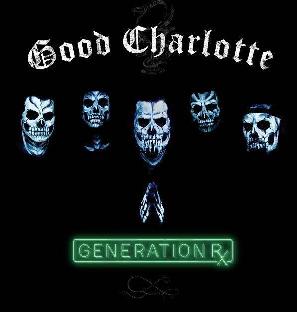 Ya a la venta Generation RX, lo nuevo de Good Charlotte