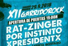 Próximas fechas de Rat-Zinger dentro de su gira