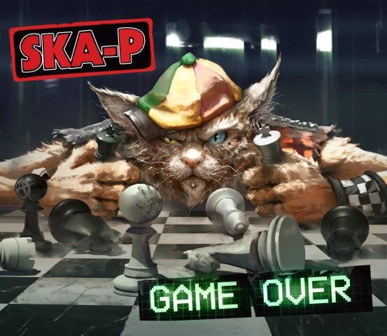 Ska-P publicarán Game Over el próximo 5 de octubre