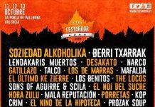 Zoo y Aspencat encabezarán el Ceba Rock 2017 de La Pobla de Vallbona, Valencia