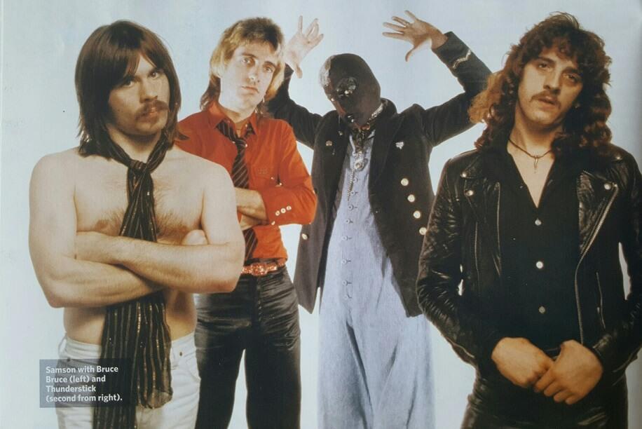 Aparece la audición de Bruce Dickinson para entrar en Iron Maiden en 1981