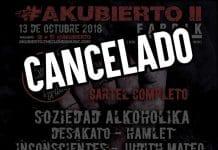 Próximos conciertos de Sínkope en 2018