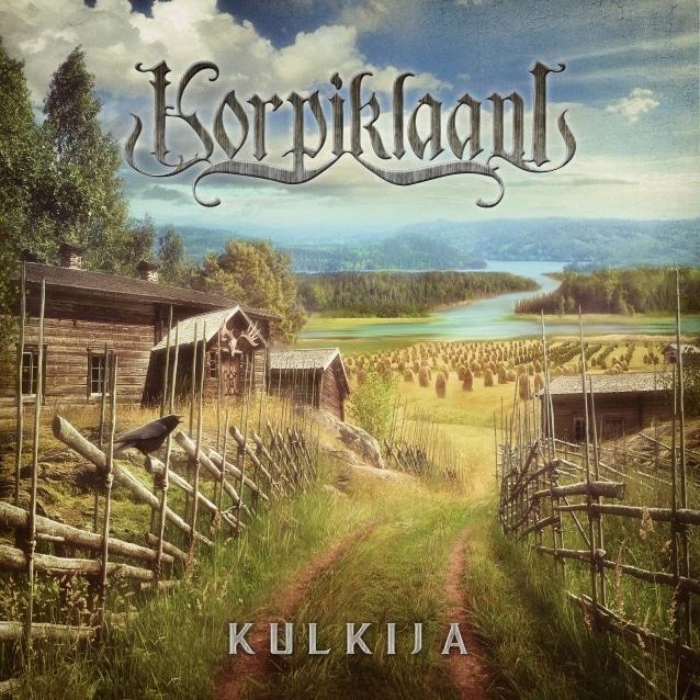 Korpiklaani estrenan Aallon Alla, nuevo single y video de su próximo disco