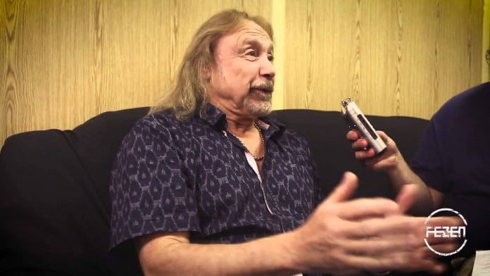 IAN HILL de JUDAS PRIEST: