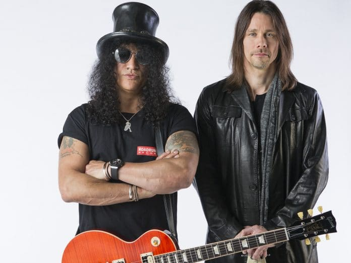 Myles Kennedy sobre Slash
