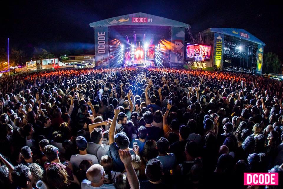 25.000 personas disfrutaron del festival DCODE 2018