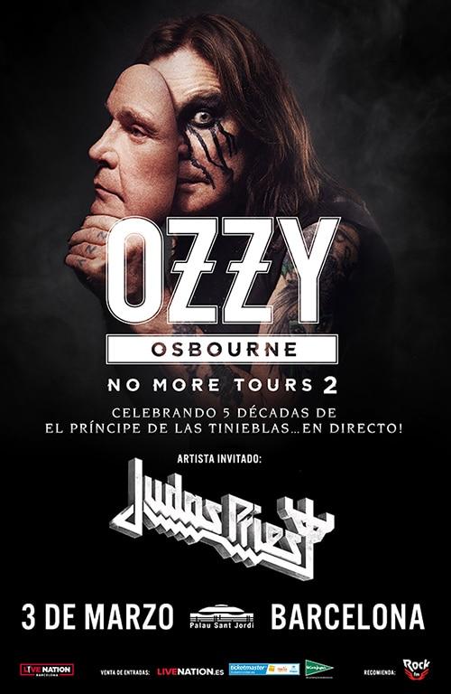 "OZZY OSBOURNE no se retirará definitivamente: ""Seguiré haciendo giras, pero no tan extensas"""