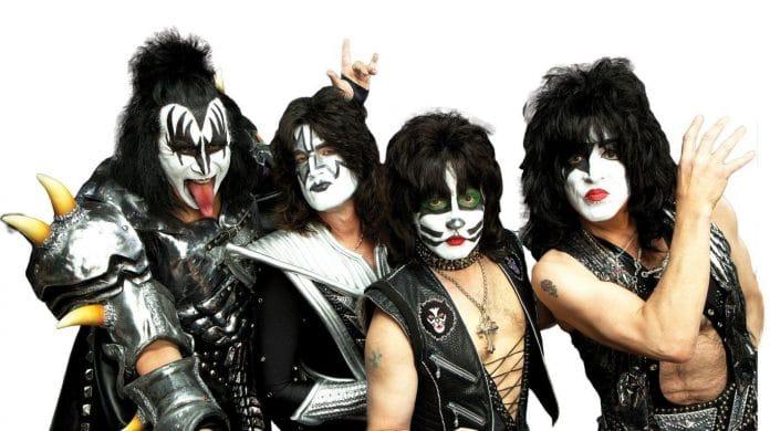 KISS se despedirán de los escenarios con una gran gira mundial