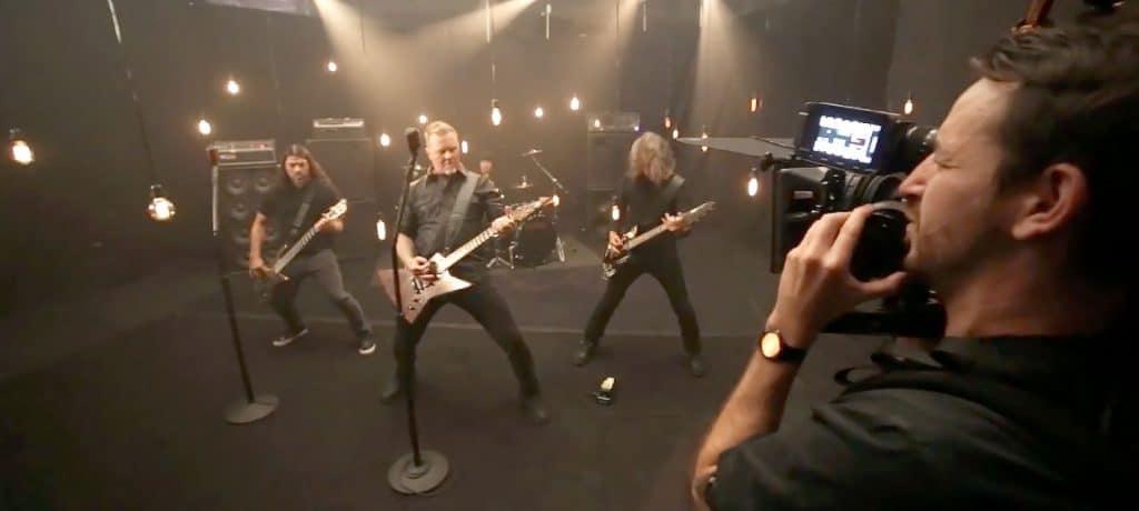 Los 10 mejores videos de Metallica