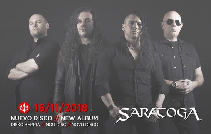 Saratoga desvelan que publicarán nuevo disco en noviembre