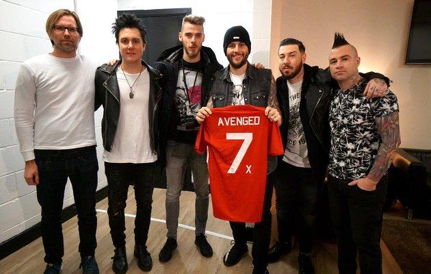 5 jugadores de fútbol que aman el Heavy Metal y el Hard Rock
