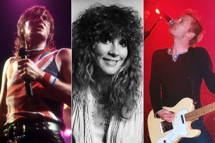Def Leppard y Rage Against The Machine nominados para el Rock Hall Of Fame