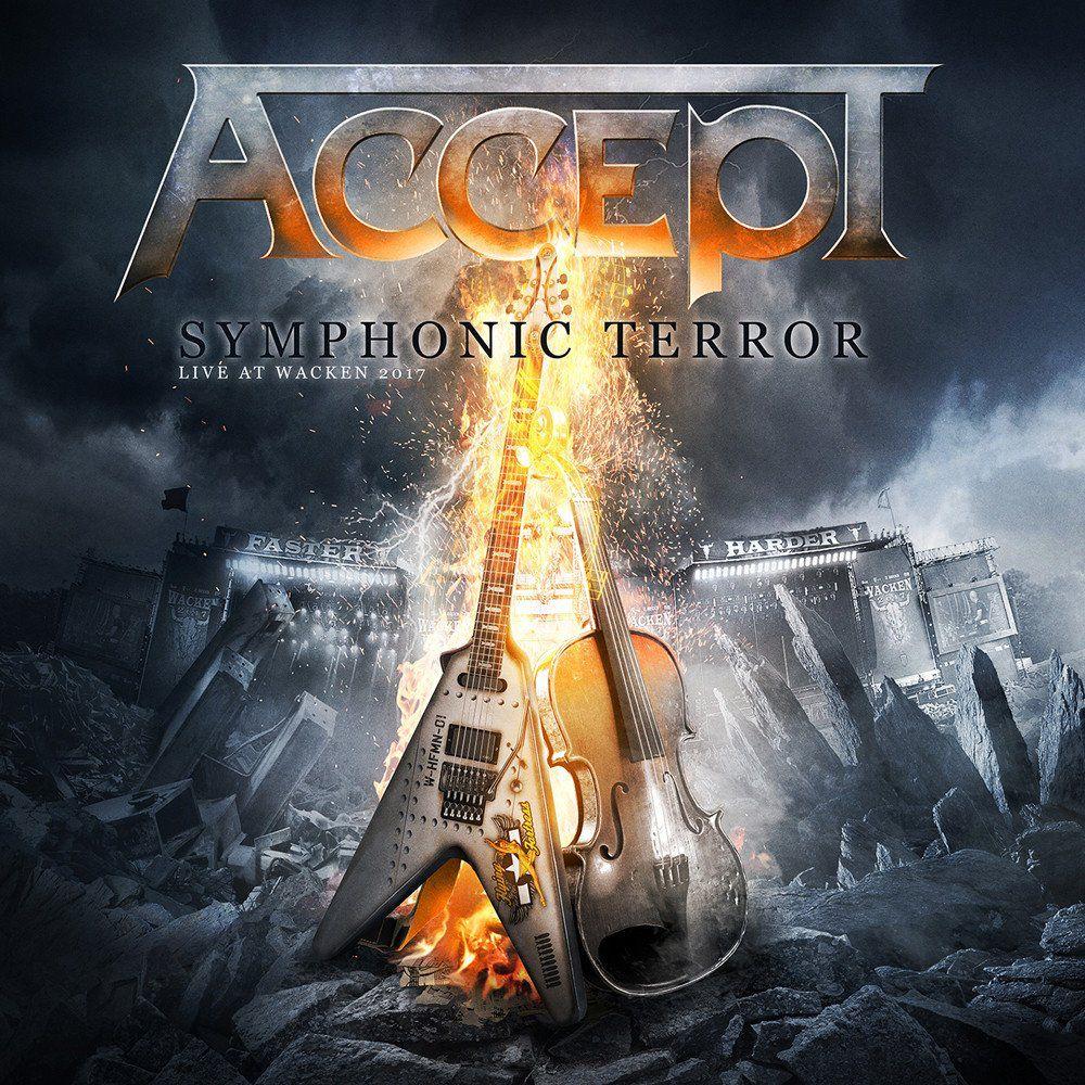 Accept publica el video de Breaker, grabado en Wacken 2017