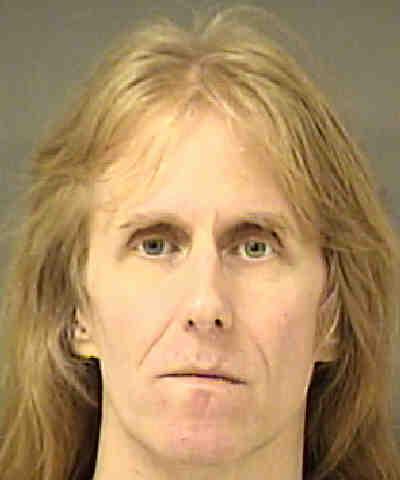 Karl Logan de Manowar fue arrestado por posesión de pornografía infantil
