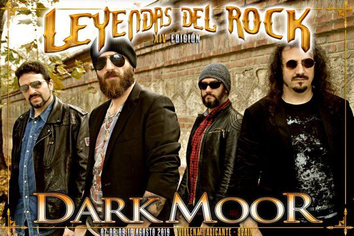 Leyendas Del Rock 2019: Dark Moor y Flotsam & Jetsam confirmados