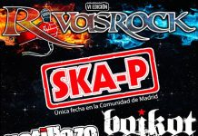 Riot Propaganda es la última confirmación del festival Rivas Rock 2017