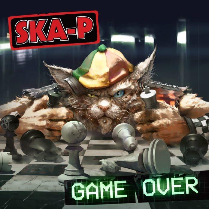 Ska-P publican hoy su nuevo disco Game Over