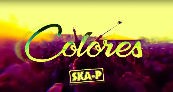 Ska-P: mira los videos de Colores y A Chitón