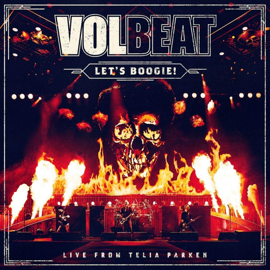 Volbeat publicará un nuevo disco en directo grabado en Dinamarca