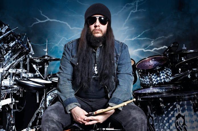 Joey Jordison (ex-Slipknot):