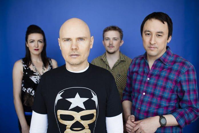 Smashing Pumpkins presenta su nuevo single Knights Of Malta