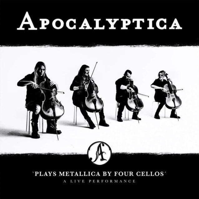 APOCALYPTICA lanzará su nuevo disco en directo en diciembre (Video)