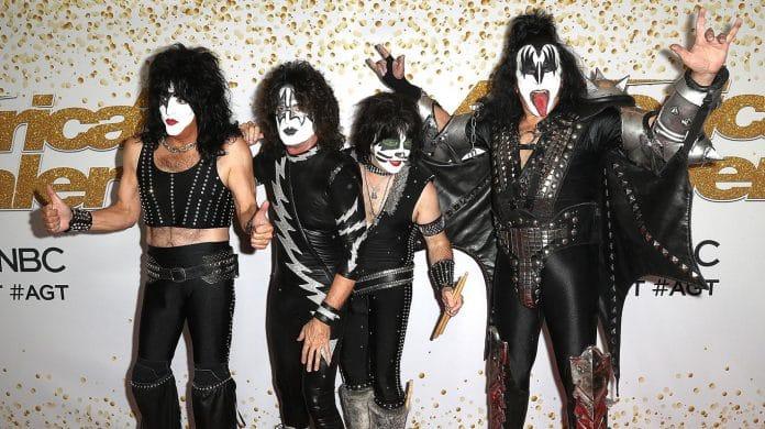 Kiss publicarán muy probablemente un DVD en directo de su última gira