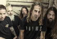 Mira a LAMB OF GOD tocar en el crucero Megacruise de MEGADETH (Video)