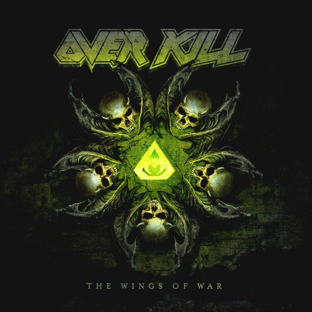 "OVERKILL publicarán ""The Wings Of War"" en febrero de 2019"