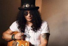 Escucha el primer adelanto del próximo disco de Slash