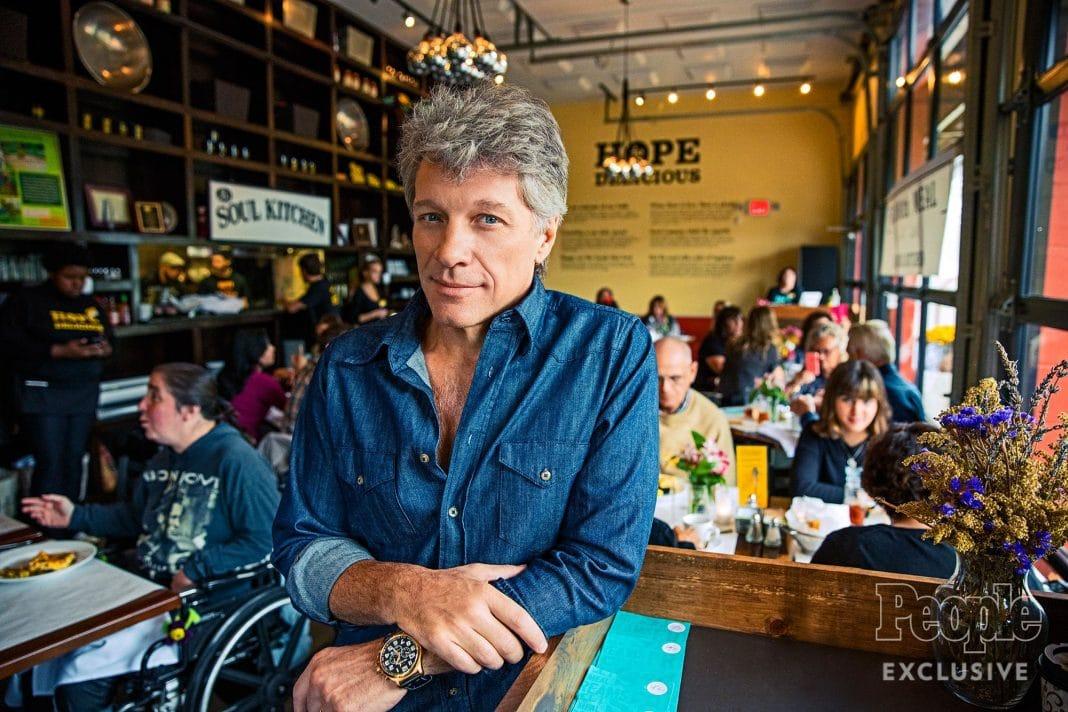 Así es Soul Kitchen, el restaurante solidario de Jon Bon Jovi