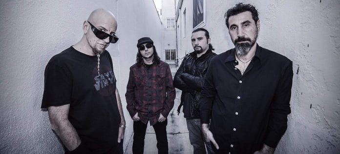 SYSTEM OF A DOWN: