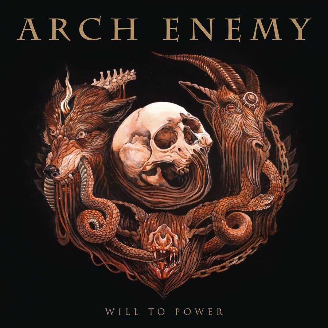 """ARCH ENEMY publica el video de """"Reason To Believe"""""""