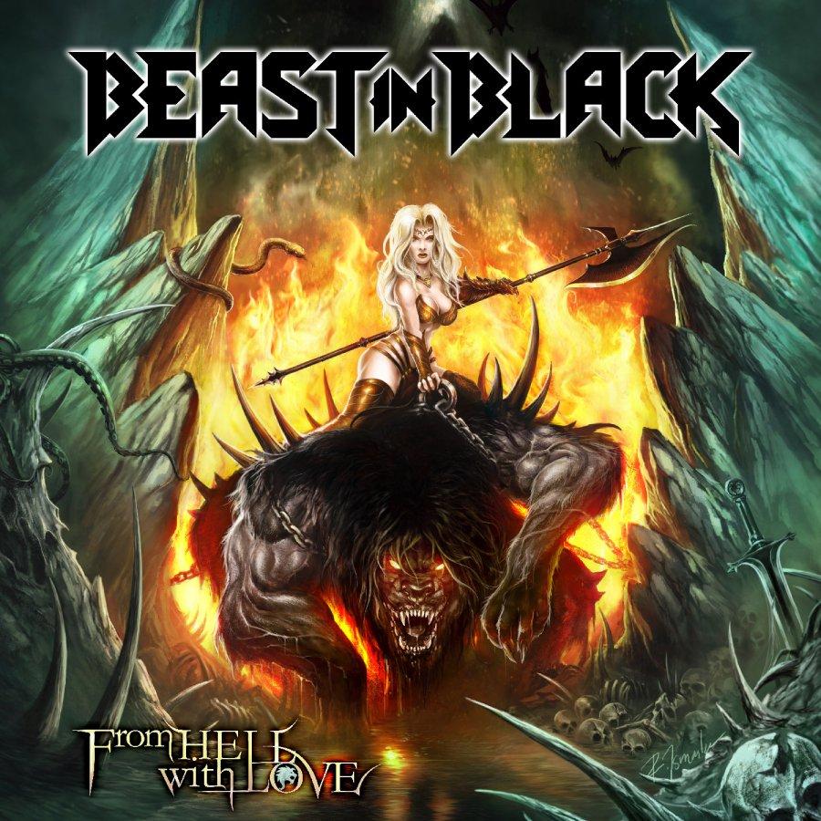"""BEAST IN BLACK estrena el video de """"From Hell With Love"""""""