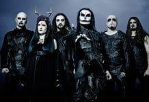 CRADLE OF FILTH grabará nuevo disco en otoño