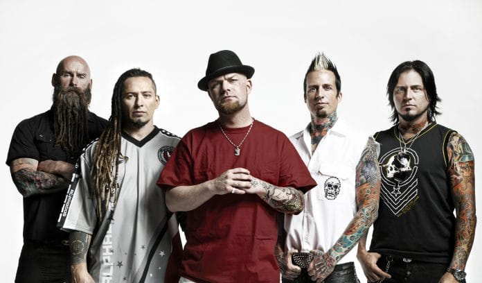 FIVE FINGER DEATH PUNCH: Así se rodó