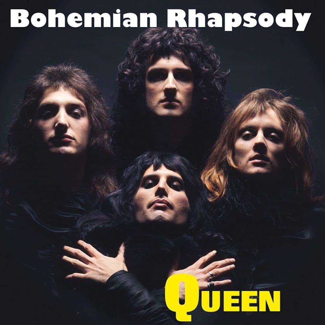 """""""Bohemian Rhapsody"""" de QUEEN es la canción del siglo XX más escuchada en streaming"""