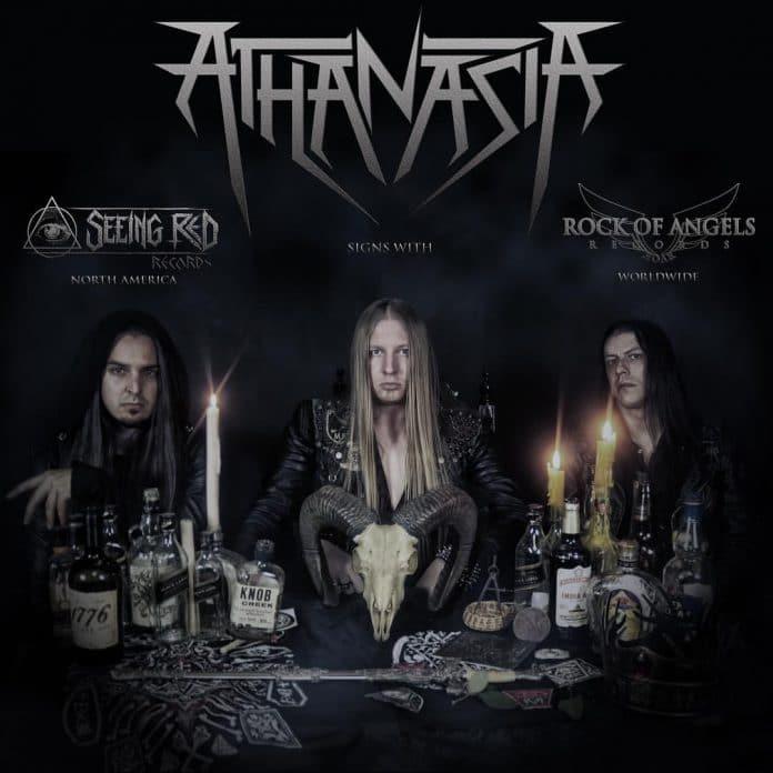 Ex guitarrista de FIVE FINGER DEATH PUNCH crea una banda de metal extremo
