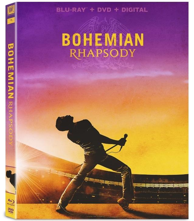 """La versión digital de """"Bohemian Rhapsody"""" incluirá la recreación completa del concierto de QUEEN en Live Aid"""