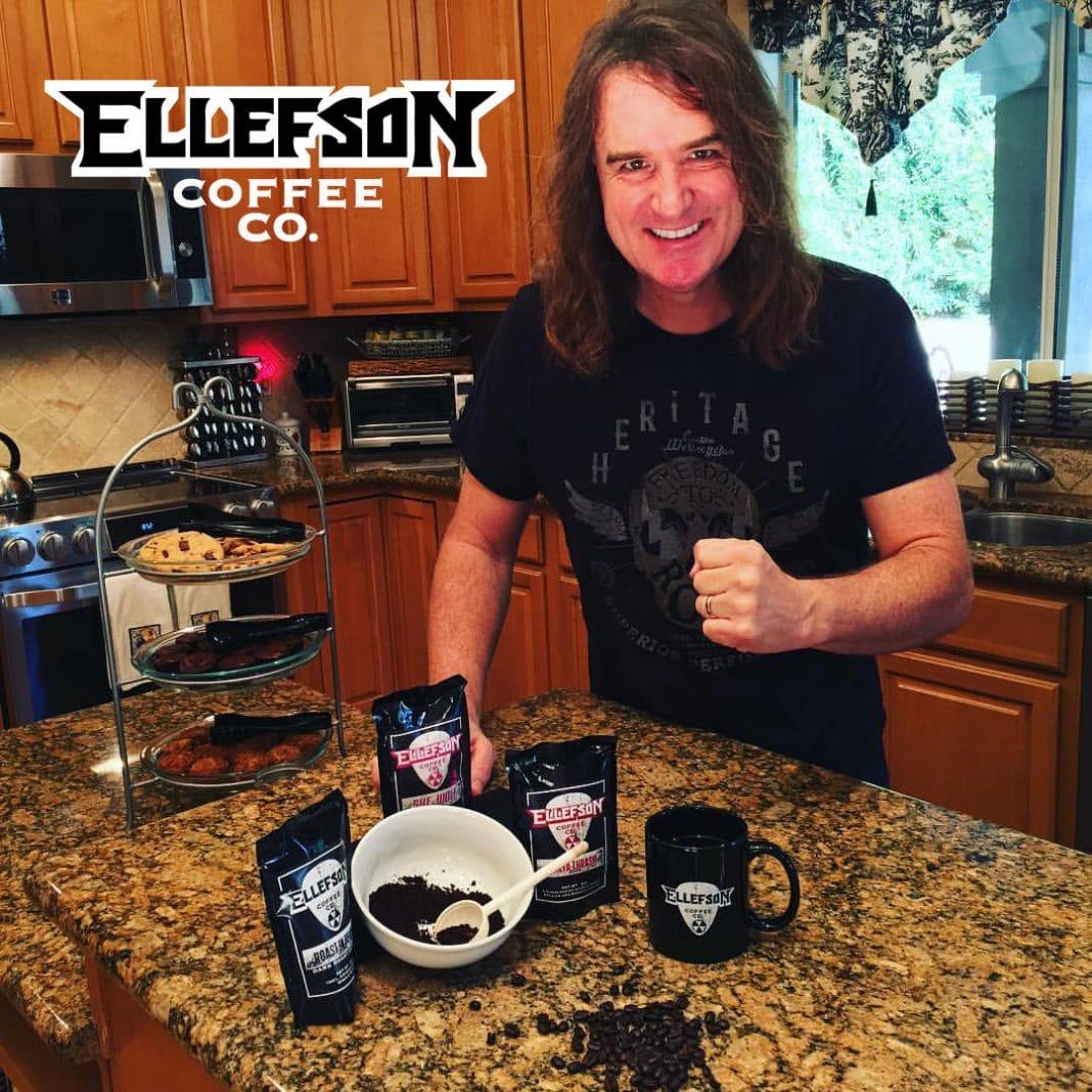 El bajista de MEGADETH lanza su propia marca de cafés