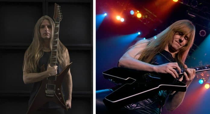 MANOWAR: E.V. Martel sustituirá a Karl Logan a la guitarra