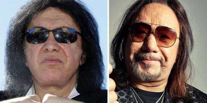 GENE SIMMONS responde a las duras acusaciones del ex-guitarrista de KISS ACE FREHLEY