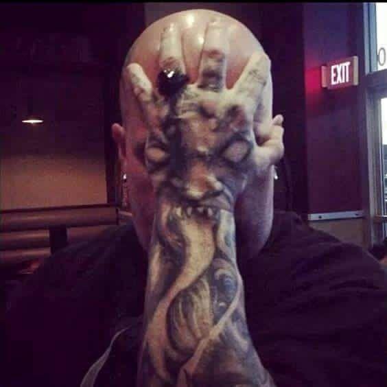 SLAYER: La historia detrás del tatuaje en la nuca de Kerry King