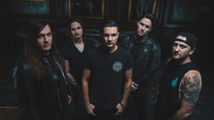 El ex batería de BULLET FOR MY VALENTINE se une a la nueva banda KILL THE LIGHTS