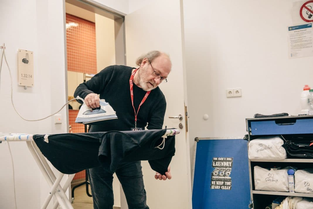 La ropa de SLIPKNOT es la más asquerosa según el encargado de lavandería del grupo