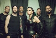 Within Temptation publican el making of del video The Reckoning
